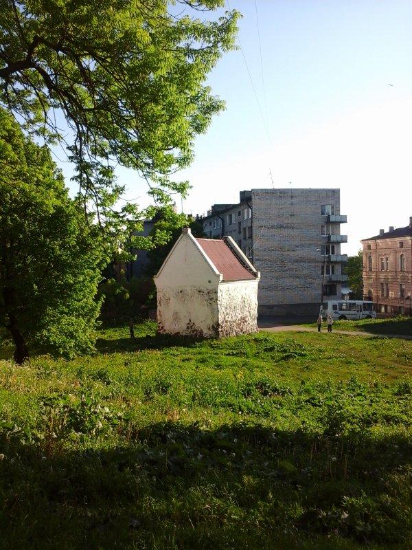 Bienvenue a Vyborg!