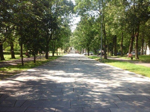 Novgorod Veliky. Le post № 2
