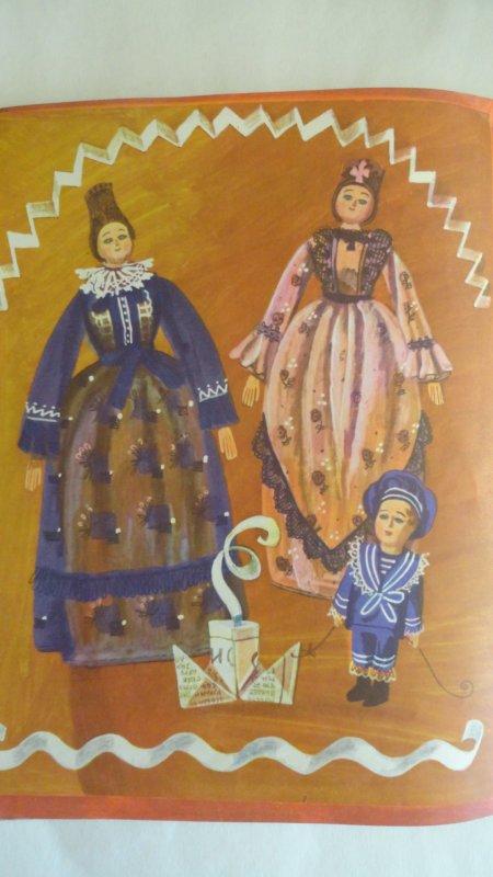 Les poupées de nos grands-meres