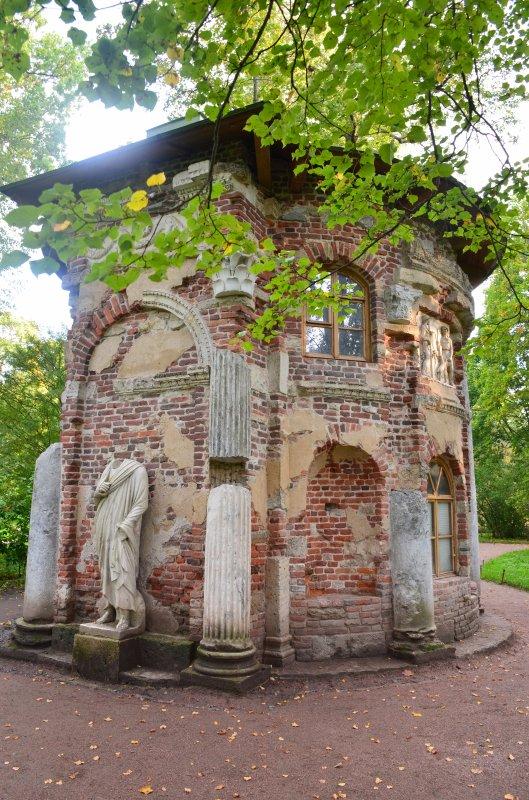 Bon dimanche dans le Tsarskoïe Selo