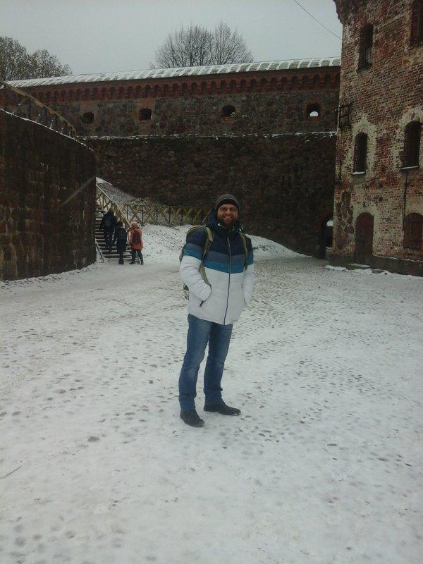 Bienvenu sur Vyborg! )