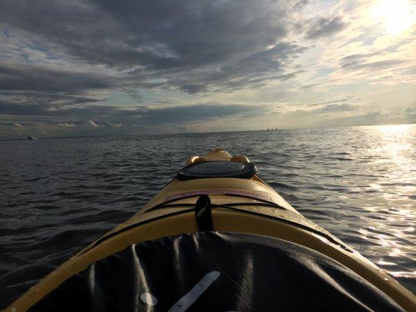 Week-end sur l'eau