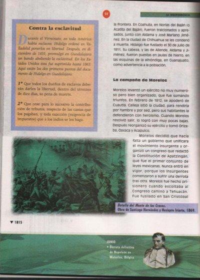 RELACIONES DE SIMULTANEIDAD EN LA INTERPRETACIÓN DE TEXTOS DE HISTORIA