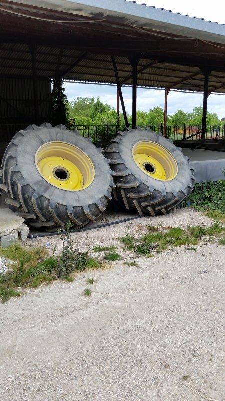 grosse roues du 7530