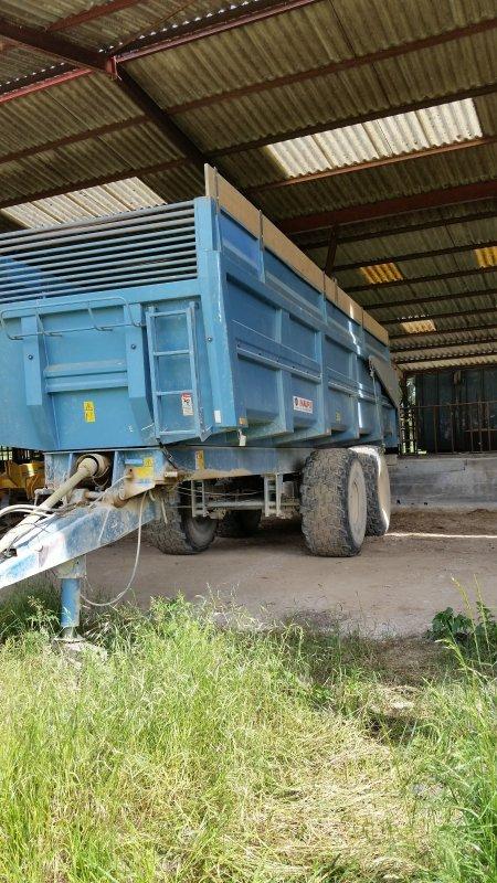 maupu 21 tonnes