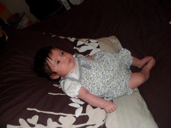 ma fille lina
