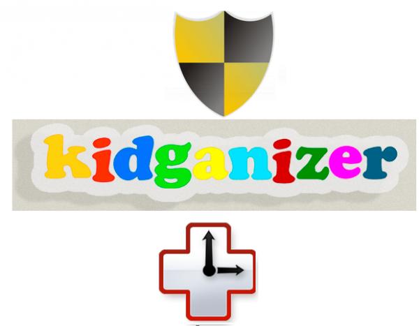 Kidganizer, Blacklist ainsi que Rescuetime vous facilite la vie