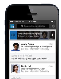LinkedIn :  quand la recherche de contenus devient possible…