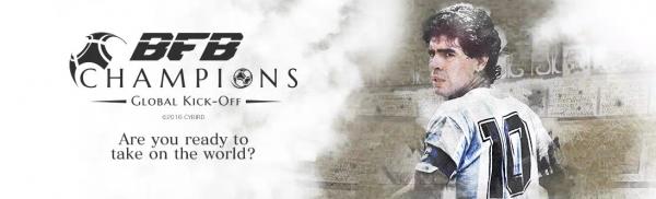 Jeux de gestion - BFB Champions: Global Kick Off est dispo sur Android et iOS