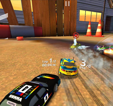 WeGo Interactive Co., LTD vous propose Re-Volt3 sur Android et iOS