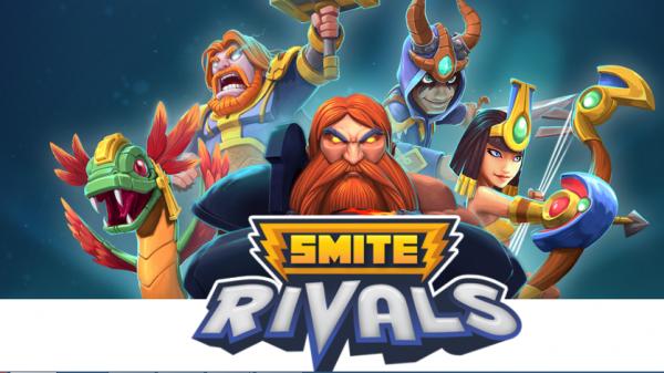 SMITE Rivals : un jeu de cartes à découvrir sous peu sur divers supports