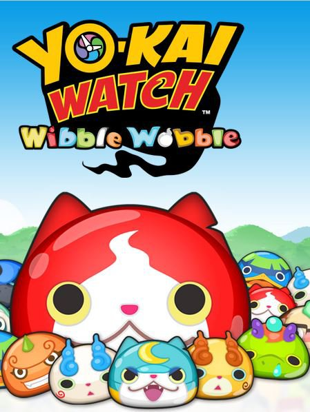 Yo-kai Watch Wibble Wobble arrive sur mobile : à vos appareils Android ou iOS !
