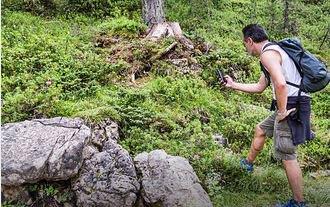 Les applications utiles en forêt : découvrez-en cinq!