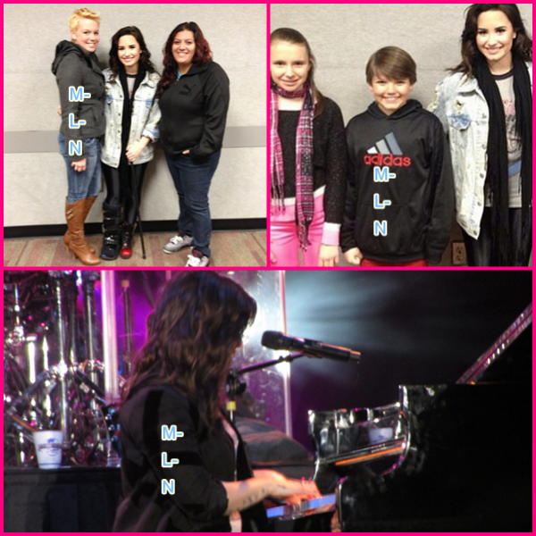 le 2 mars, Demi a interprétée Heart Attack et d'autres chansons de différents albums au « Hard Rock Live »  Universal Studio.