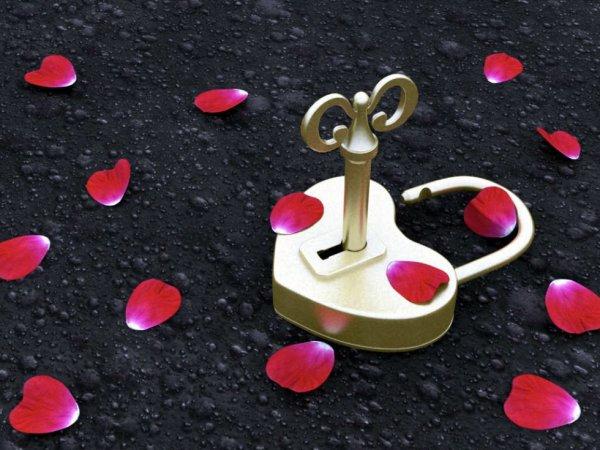 Pour avoir la clé d'un coeur, il faut savoir montrer qui on est à l'intérieur et non à l'extérieur.