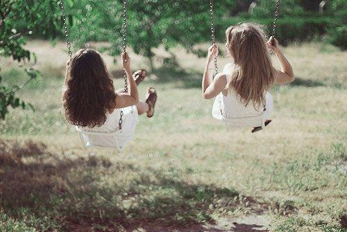 L'amitié c'est comme la confiance, elle se gagne.
