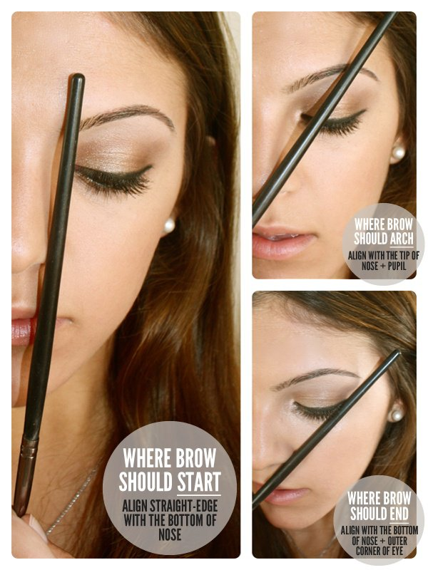 HOW TO DIY PERFECT EYEBROW IN DETAILED STEPS