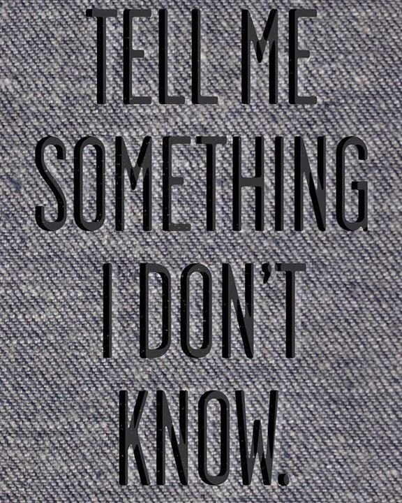 parfois les gens disent de nous des choses que nous même on ne les sait pas c'est pour cela il ne faut pas juger avant de savoir
