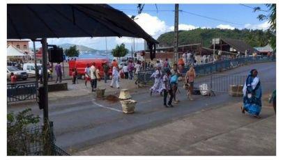 Les expulsions se poursuivent à Mayotte : Cent soixante-huit familles délogées dimanche