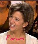 Corinne Touzet : 'Je n'ai pas le culte de ma personnalité' ♥