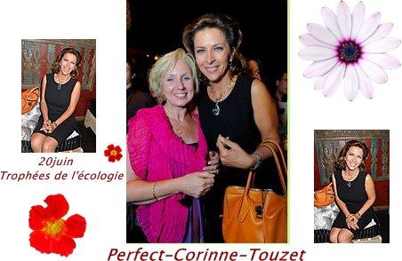 'La belle , la sublime[...] Corinne Touzet '♥ Nikos .