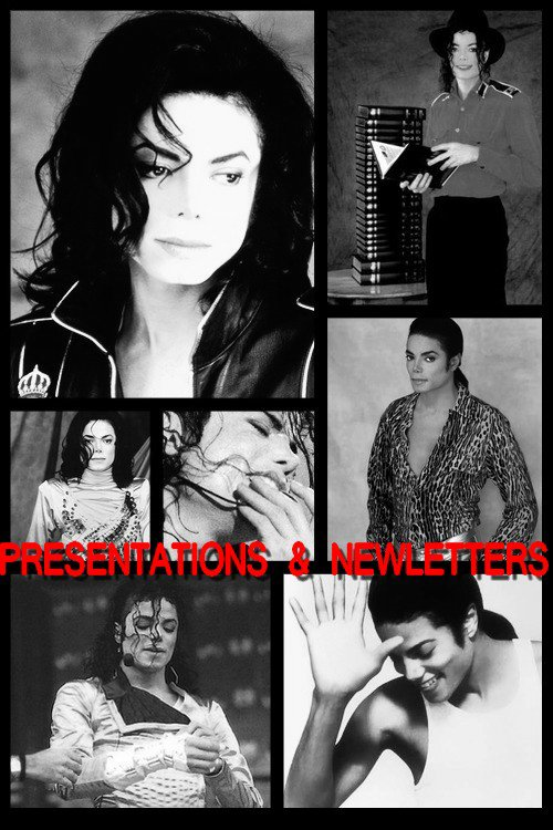 Newletters & Personnages... ♥