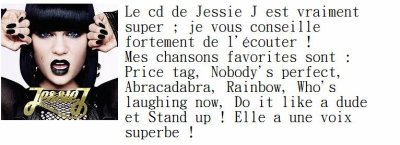 Jessie J ,Who you are