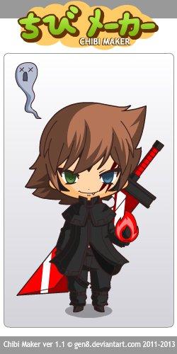 Les personnages d'un manga imaginaire  ^^