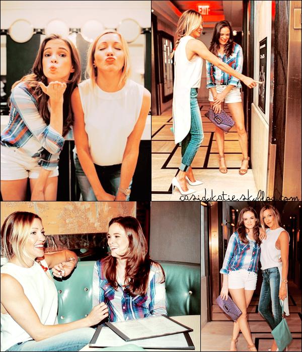 12 juin 2015 - Sur son blog Tomboy KC, Katie a accordé un article sur Danielle  Panabaker.__________ J'aime quand Katie nous fait partager ce genre d'article.