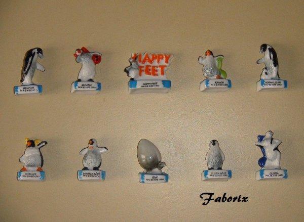 Happy Feet  2007 Alcara