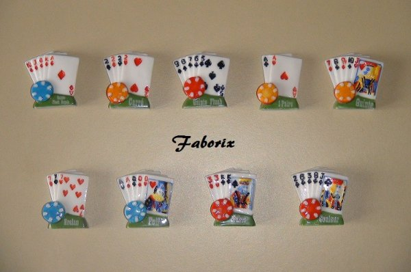 Poker mania 2009 Arguydal