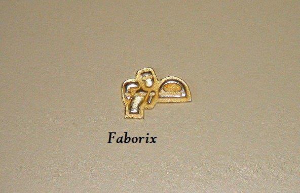 Logo des artisans boulangers -Avant 1993 Alcara