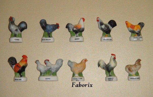 Les poules -2003 Alcara