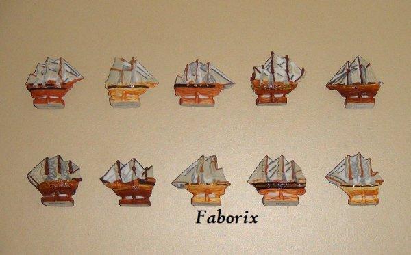 Les maquettes de bateaux 2008 HEP
