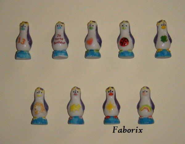 Pingouins porte-bonheur II 2007 Arguydal