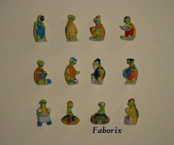 La famille tortue (Vahiné) 2009 Prime
