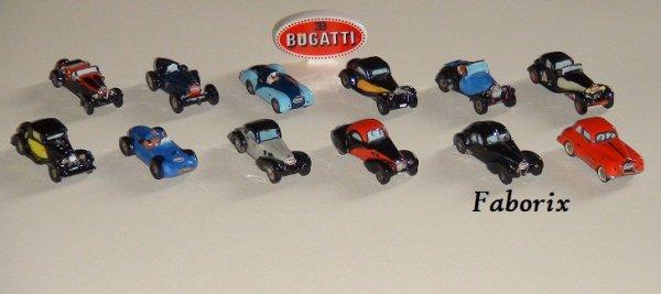 Bugatti des voitures mythiques 2012 Prime