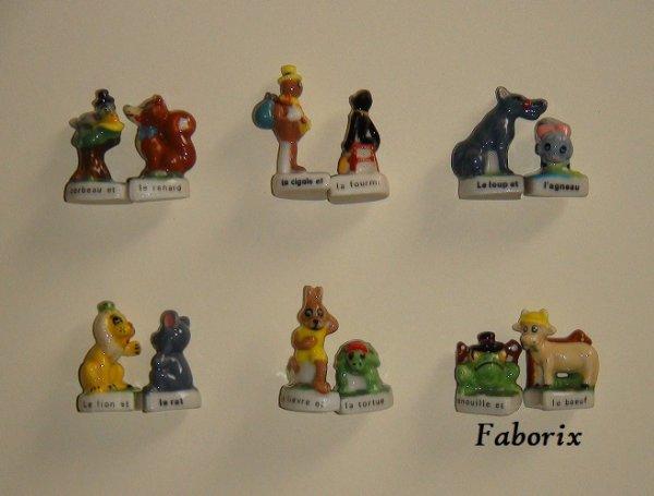Fables de la fontaine (Vahiné) 2008 Prime