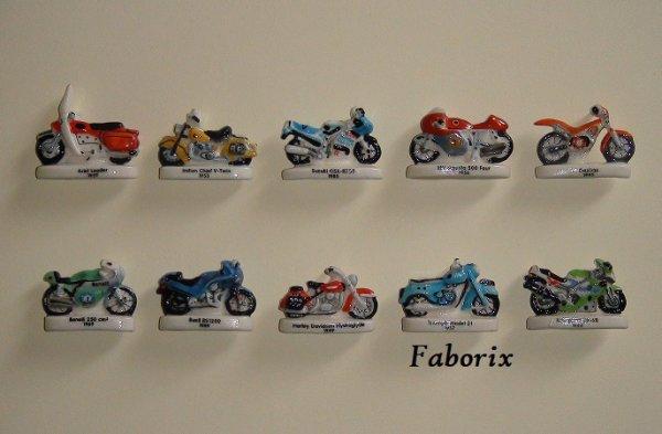 Les motos de légende 2005 Alcara