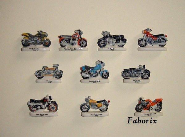 Les motos de légende II 2005 Alcara
