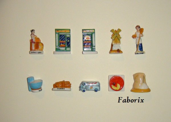Le monde de la boulangerie (Isigny Ste Mère) 2008 Alcara