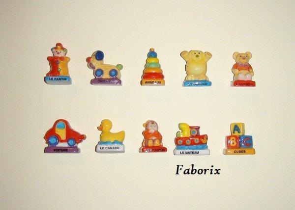 Les duos de jouets 2011 Nordia