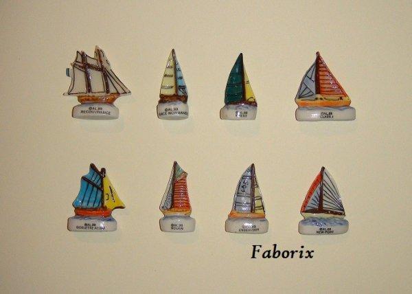 Les voiliers 1999 Alcara