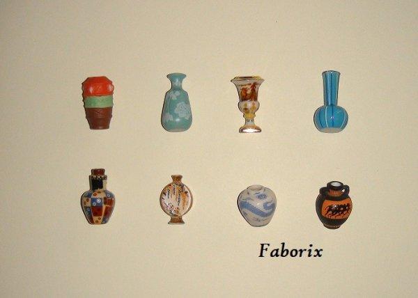 Les vases à travers le temps 2015 Thibault Bergeron