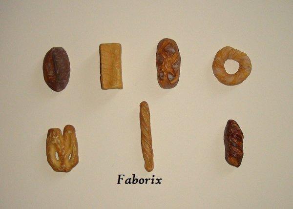 Paul 2003 Les pains- Alcara