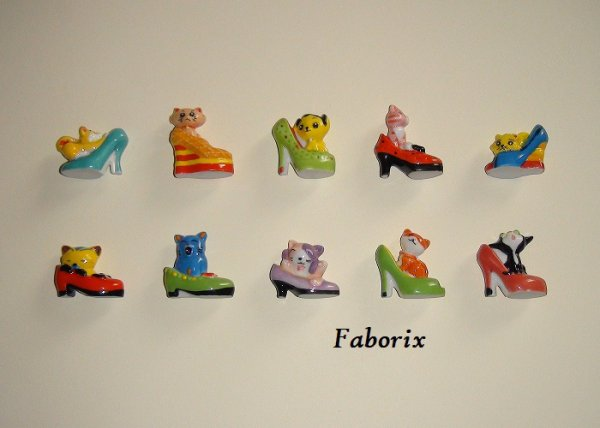 Les chatons chaussures 2014 Divers