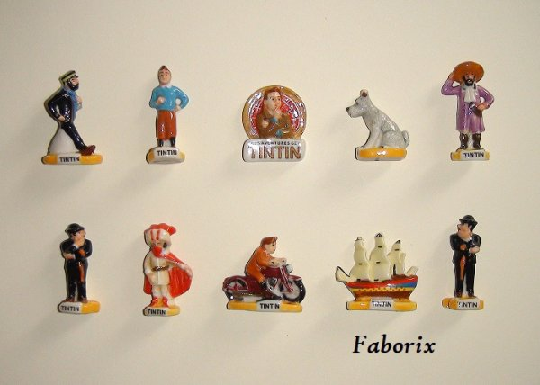 Tintin et le secret de la Licorne 2013 Alcara