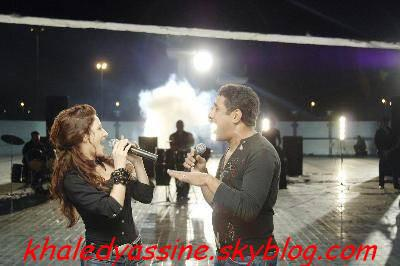 khaled & diana haddad - cheb khaled