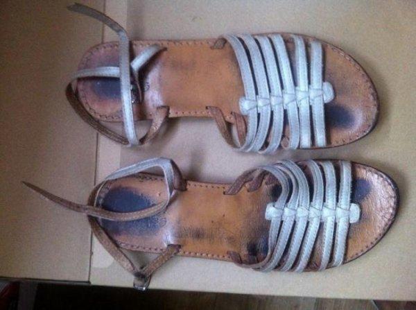 sandale de nathalie