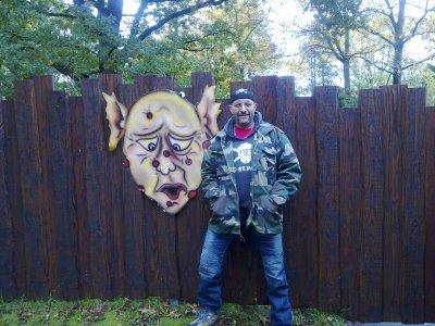 la ressemblence est frappante , sejour a Heide-park Halloween days ....